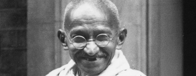 gandhi the transformational leader Transformational leadership for mahatma gandhi a transformational leader can ensure that the next generation of top management personifies.